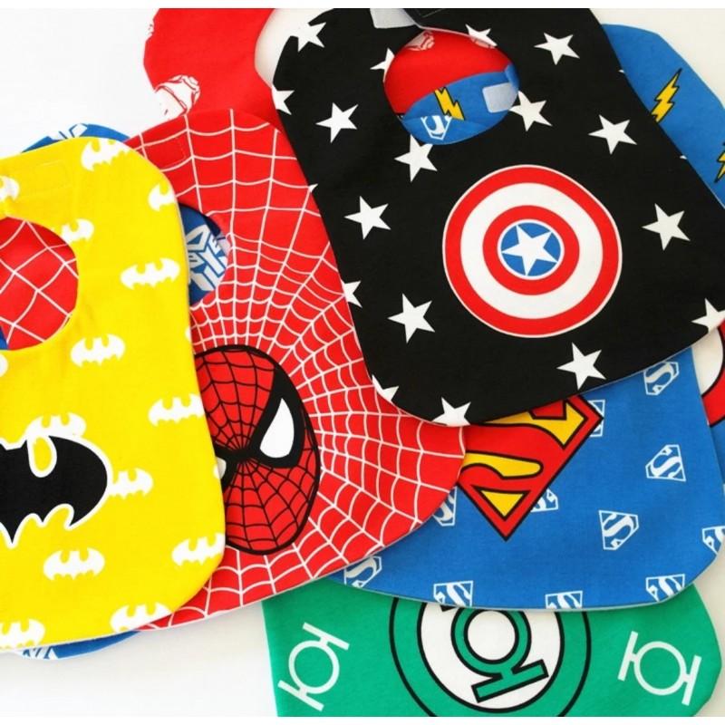 BAVOIR SUPER HEROS
