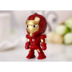 PORTE-CLE IRON MAN