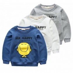 SWEAT MR HAPPY