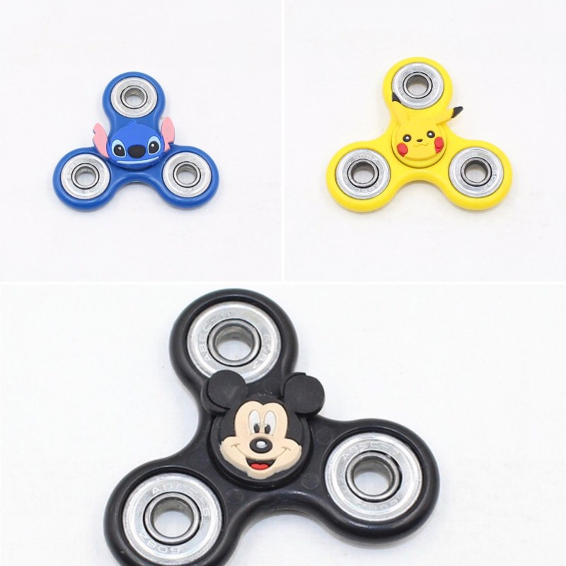HAND SPINNER CARTOON